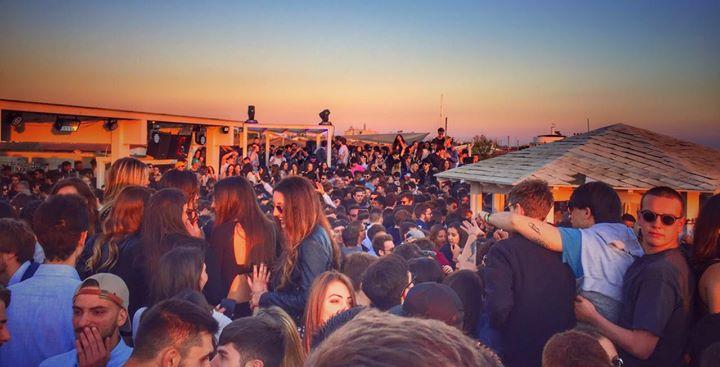 Secret Party + Sunset / Blanco Beach Club Fregene