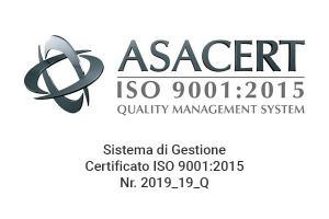 Certificazione EasyOx Ecoglobal Italia S.r.l.s.